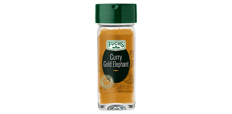 Curry Gold Elephant