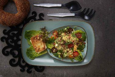 Salată Tabbouleh cu mentă și pătrunjel