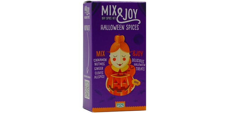 Mix&Joy condimente pentru Halloween