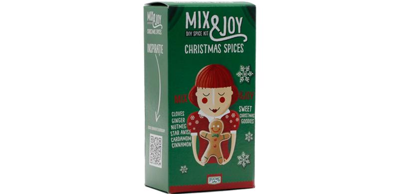 Mix&Joy condimente pentru Crăciun