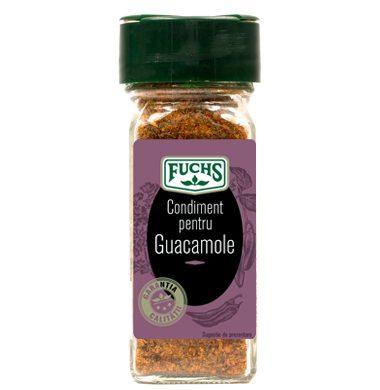 Condiment pentru Guacamole